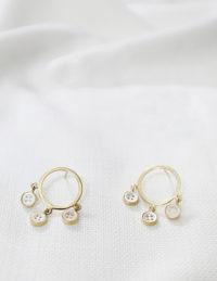 Tiny hoops