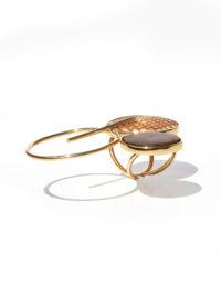 Coconut shell ring b