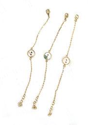 Gold bracelets