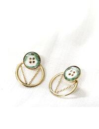 pumbaa earrings