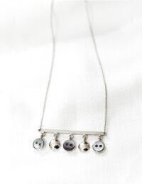 rod chain silver